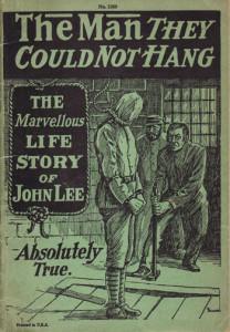 John Lee 1907 book cover